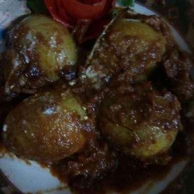 Photo of Egg kasha by শংকরী পাঠক at BetterButter