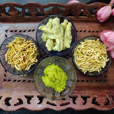 Photo of Green chutney by Anjali Kataria at BetterButter