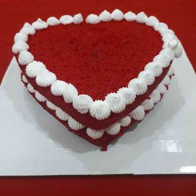 Photo of Red Velvet Cake by Chandana Banerjee at BetterButter