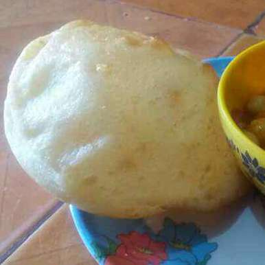 Photo of Quick Bhatura by Hiral Pandya Shukla at BetterButter