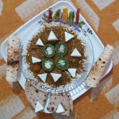 Photo of Palak Kofta Curry by Hiral Pandya Shukla at BetterButter