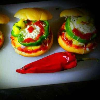 Photo of Burger Sandvich by JYOTI BHAGAT PARASIYA at BetterButter