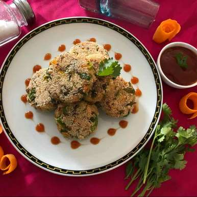 Photo of Bhat na kabab by Kalpana Parmar at BetterButter