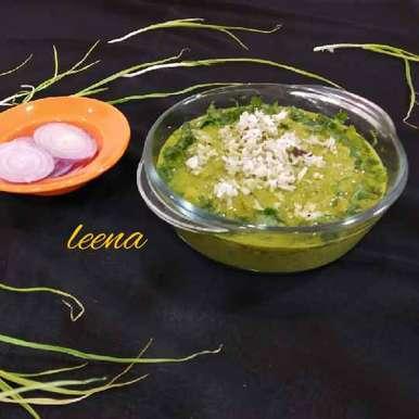 Photo of Lilvaa In Green Garlic Garden Gravy by Leena Sangoi at BetterButter