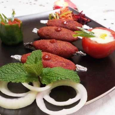 Photo of Hara Chana Paneer Beet Kebabs by Mital Viramgama at BetterButter