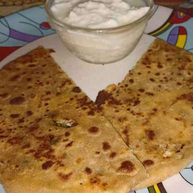 Photo of Paneer Paratha by Nitu Sharma at BetterButter