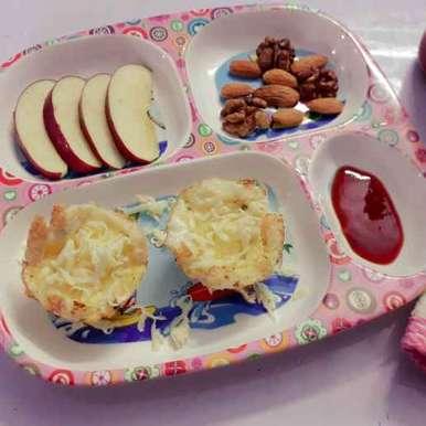 Photo of Egg baked basket by Papiya Nandi at BetterButter