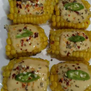 Photo of CHEESE CORN by Pinu De at BetterButter