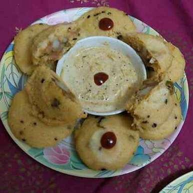 Photo of Stuffed rava idli  by Prachi Goswami at BetterButter