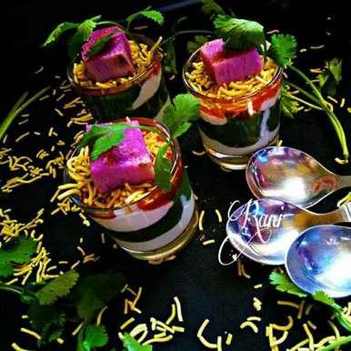 Photo of Purple Yam Chaat by Rani Soni at BetterButter
