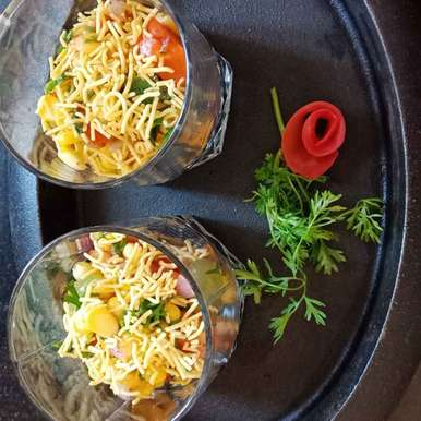 Photo of Corn bhel by Rash amol at BetterButter