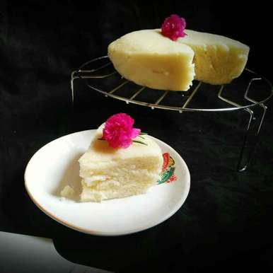 Photo of Lemon yogurt cake by Sanjhbati sen at BetterButter