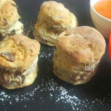 Photo of #Scones by Shilpa gupta at BetterButter