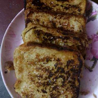 Photo of Sweet Egg bread tawa fry by Sibu Thameem at BetterButter